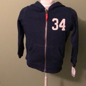 Caters Kids Hooded Sweat Shirt NWT